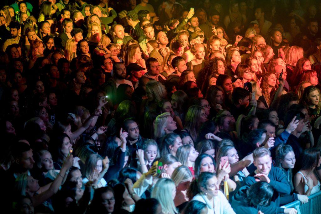 Crowd Photo by Craig Whitehead on Unsplash